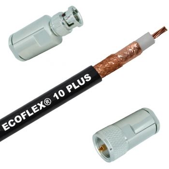 Ecoflex 10 Plus / Kabelkonfektion