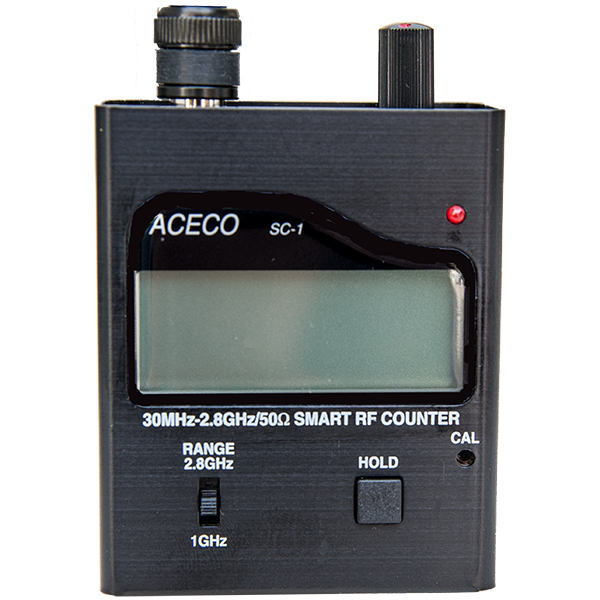 Aceco SC-1 Frequenzzähler