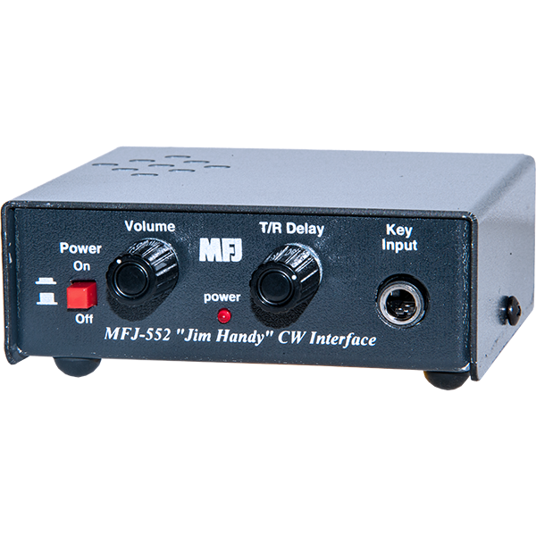 MFJ-552 CW Interface